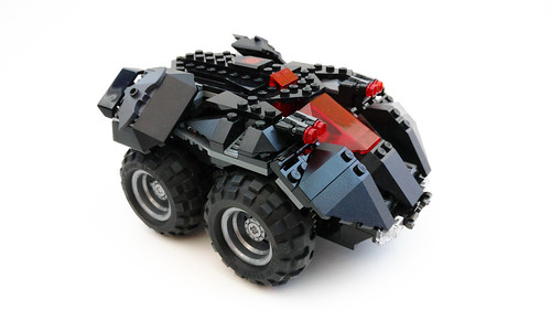 LEGO DC Comics Super Heroes App-Controlled Batmobile (76112)