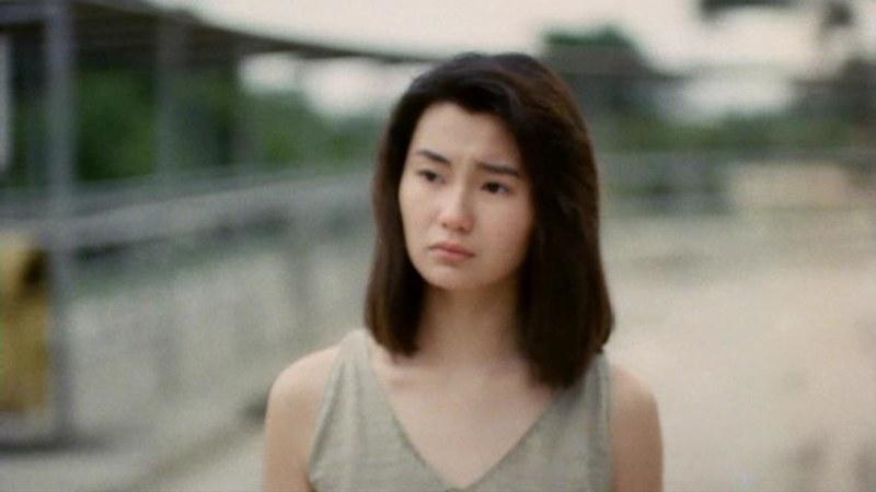 ウォン・カーウァイ監督「いますぐ抱きしめたい」