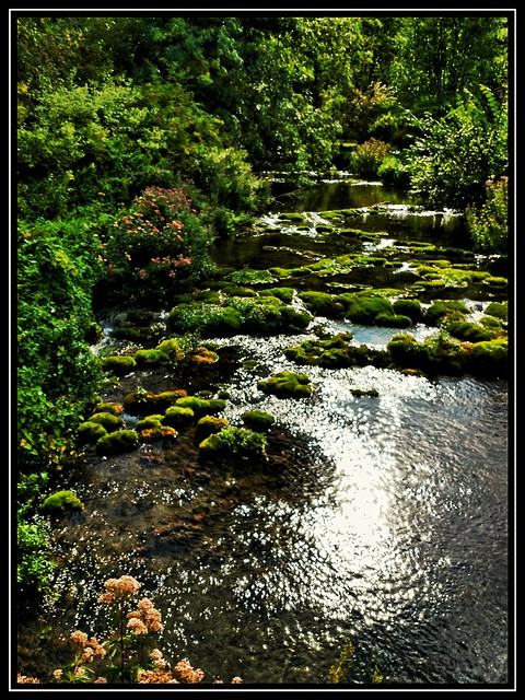 Tufa riverbed, Alport