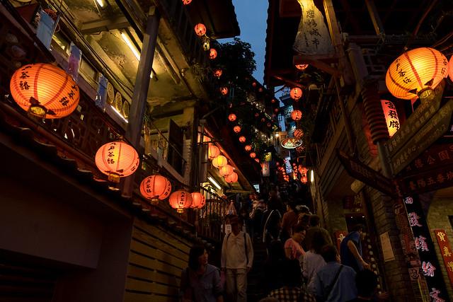 Jiu Fen Old Street-14