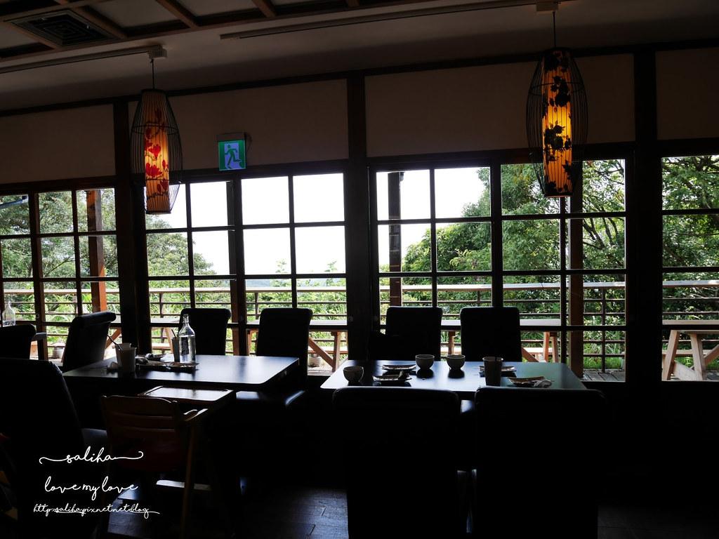 台北氣氛好日式風情餐廳推薦草山行館 (1)