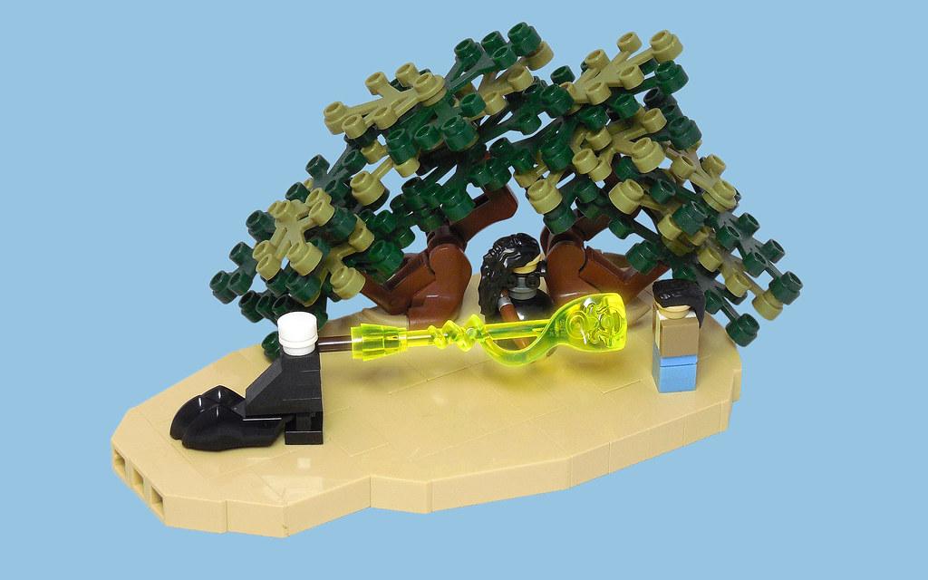 LEGO® MOC by Vitreolum: Avada Kedavra!