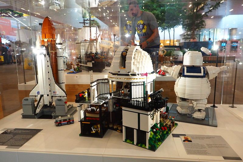 LEGO Observatory - Mountain View