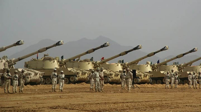 3565 Saudi Arabia will be producing 16,000 weapons in its new Arms factory 01
