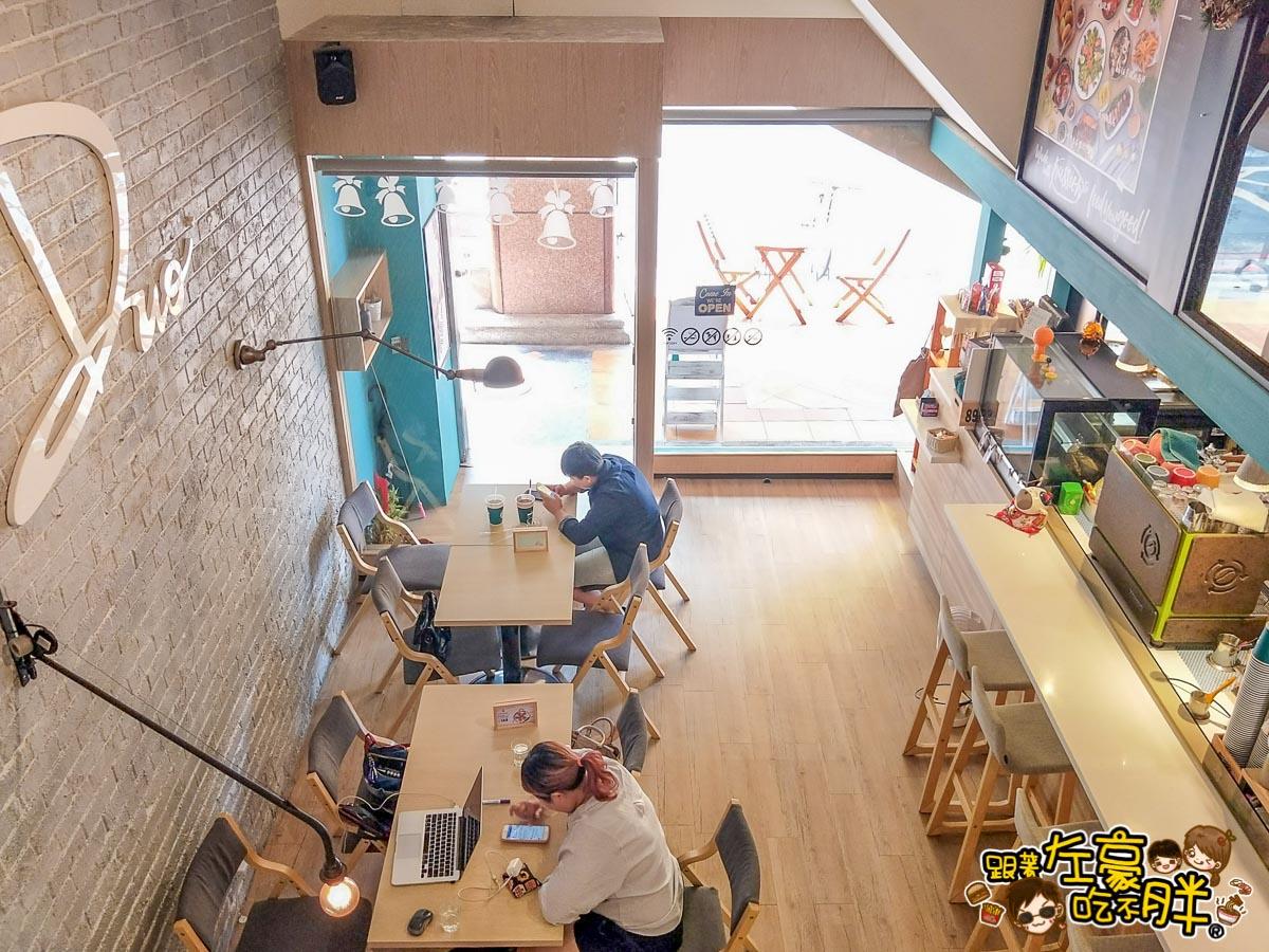 Duo cafe河堤咖啡廳-9