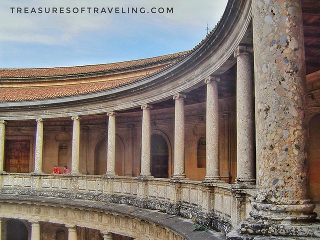 The Museum of the Alhambra has outstanding exhibits on this Hispanic-Moorish civilization! The Alhambra is a palace and fortress complex located in Granada, Spain. The architecture, the gardens and the backdrop of the Sierra Nevada Mountains in the backgr