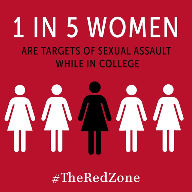 Red Zone: The time when campus sexual assault is at its peak