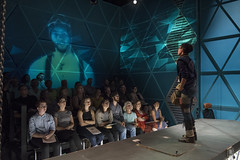 Sun, 2018-09-02 20:41 - written by Bennett Fisher, Directed by Monty Cole - photos by Michael Brosilow