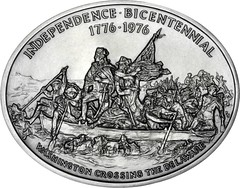 1976 Assay Commission medal Julian-AC-120-R