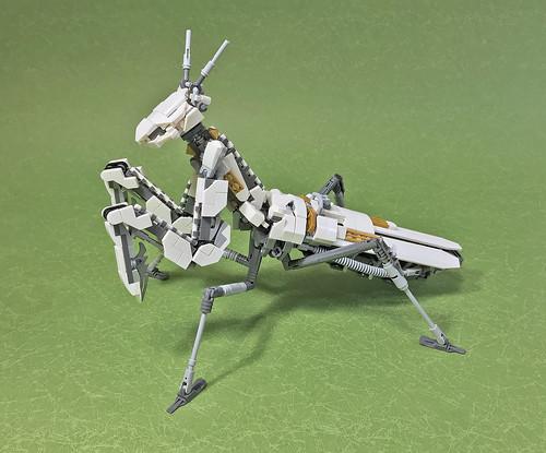 LEGO Mech  Mantis ver2-06