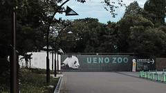 TOKYO - Ueno Zoo.
