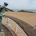 Monsieur Hulot observe la plage de Saint-Marc-sur-Mer