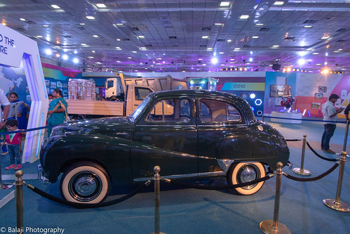 Ashok Leyland 70  - First Vehicle - Austin Car