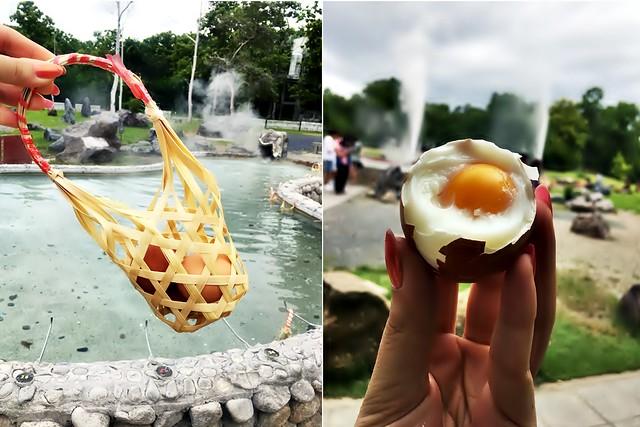San Kamphaeng Hot Springs - Chiang Mai - Thailand