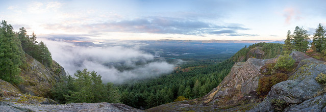 Mount Prevost Sunrise