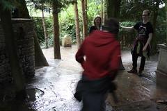 Avoiding the Water Sprites