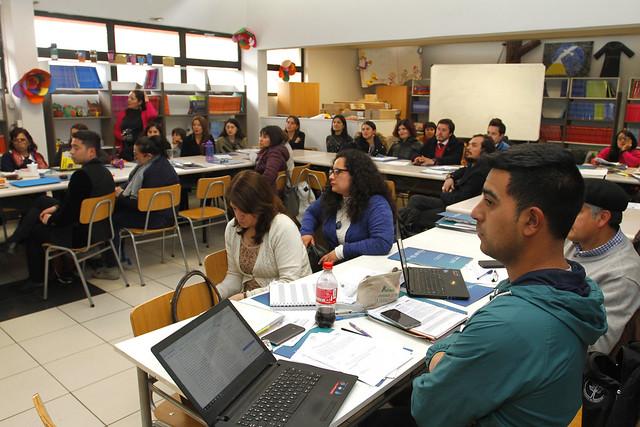 Entrega de Diplomas a Docentes de la Universidad de Chile