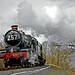 5029, Severn Valley Railway, March 2009