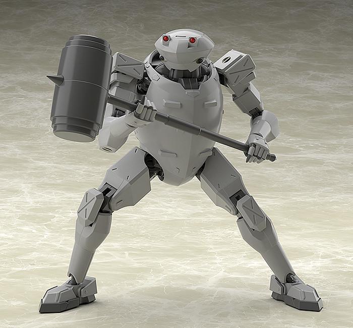 新色青蛙登場!MODEROID《驚爆危機》Rk-92 野蠻人 サベージ(GRAY/SAND) 1/60比例組裝模型