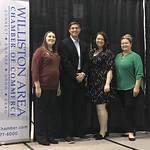 Williston Chamber of Commerce Members & Paul-Williston, North Dakota