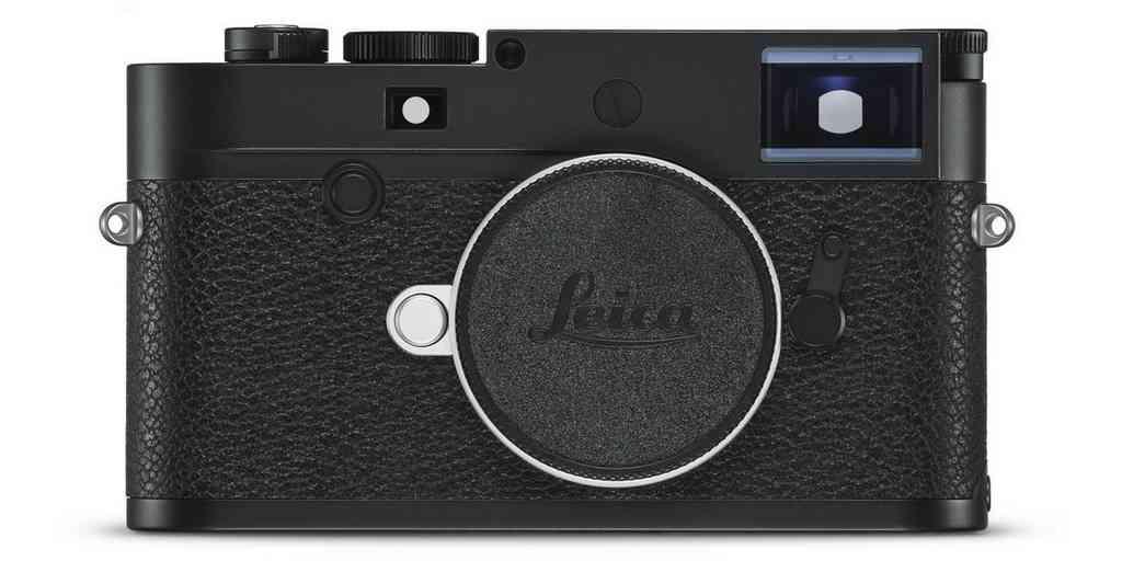 Le Leica M10-P : un obturateur mécanique ultra silencieux