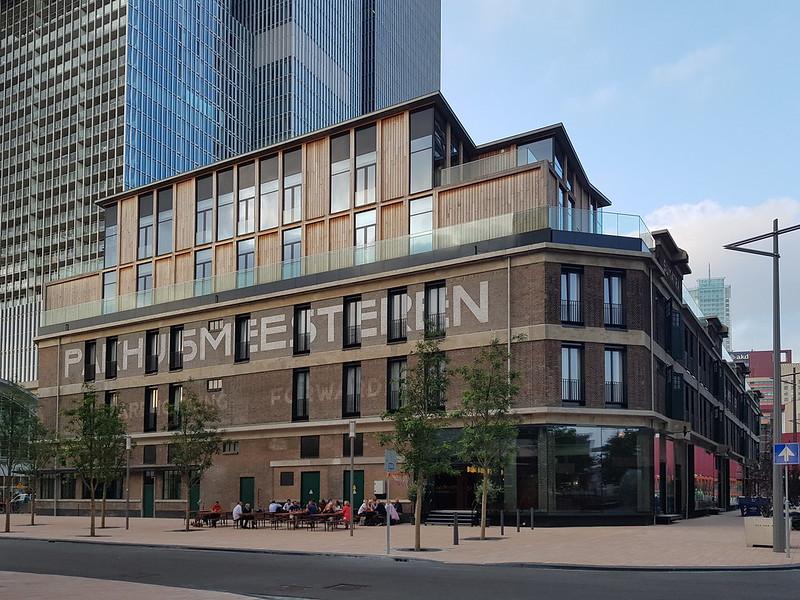 Foodhallen Rotterdam Pakhuismeesteren 2