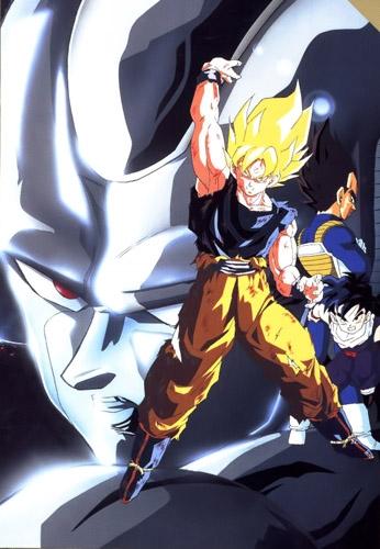 Dragon Ball Z Movie 06: Gekitotsu!! 100-oku Power no Senshi-tachi (Movies)