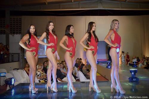 Desfile para escolha da Mis Ipu 2018