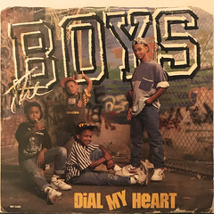 THE BOYS:DIAL MY HEART(JACKET A)