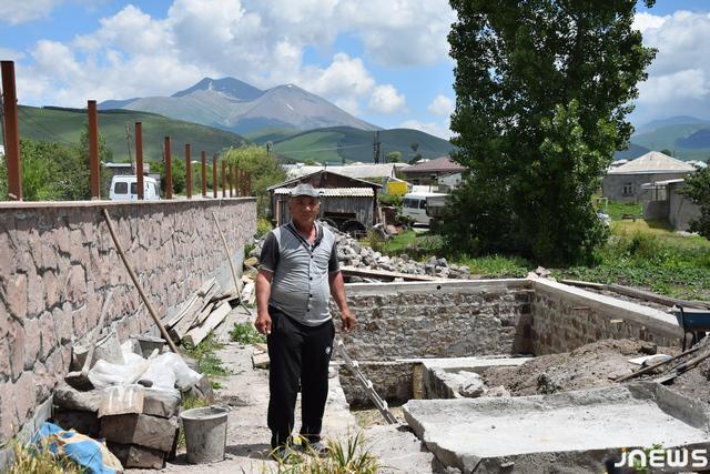 Misak Eghizaryan Khulgumo