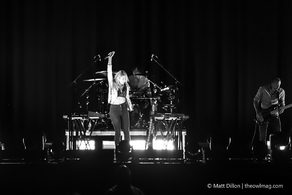 Metric @ Golden 1 Center, Sacramento 8/28/2018