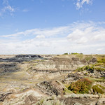 Horseshoe Canyon, Drumheller