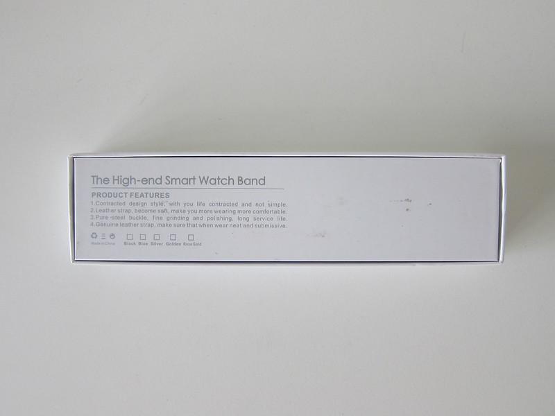 OULUOQI Replica Link Bracelet - Box Back