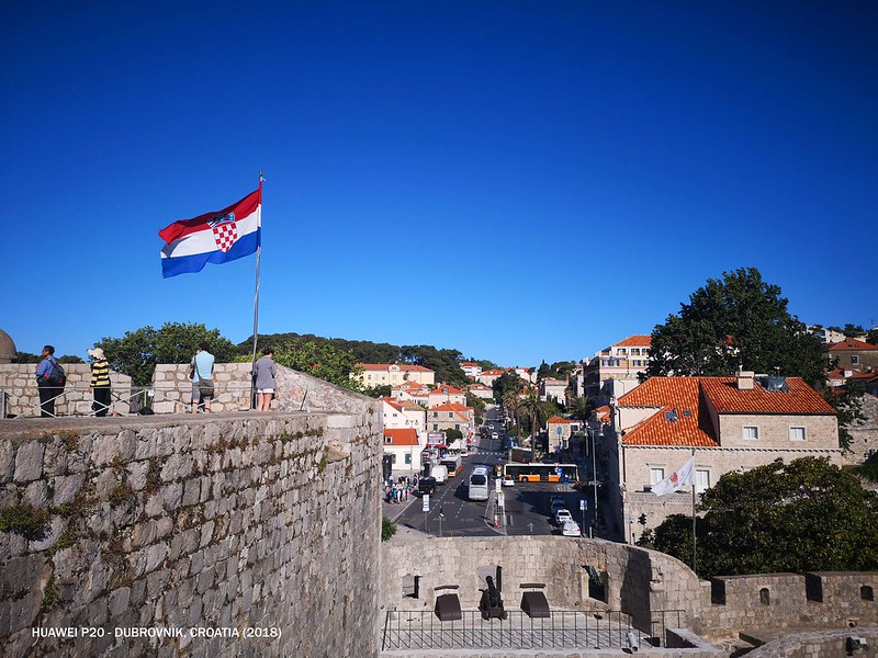 2018 Croatia Walls of Dubrovnik 01