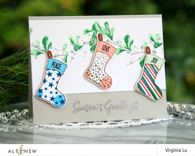 Altenew-ChristmasStockingsStampDie-BountifulBranch-Virginia#1