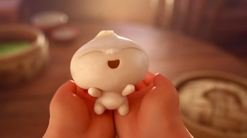 Bao(バオ) - 映画予告編 ディズニー/ピクサー初の食べ物が主人公