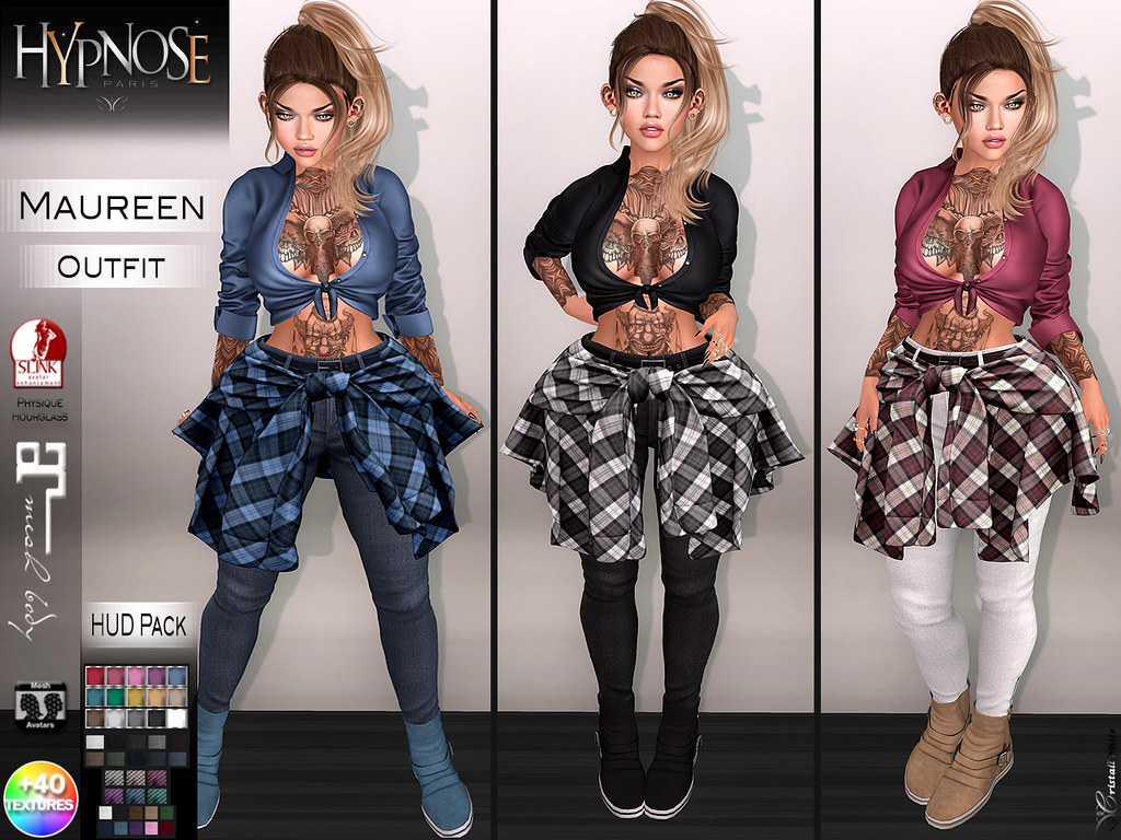 HYPNOSE – MAUREEN OUTFIT