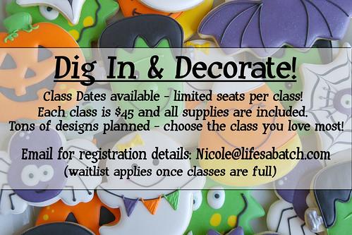 Dig In & Decorate