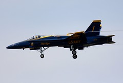 Blue Angels 1 Gear Down Right to Left 163766