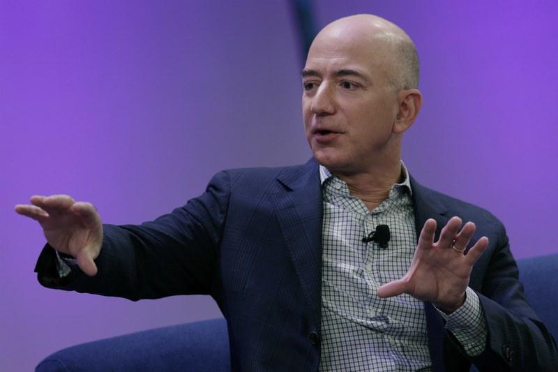 Jeff Bezos Bloomberg