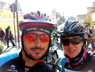 Ivana Monaco e Giacomo Di Pirchio