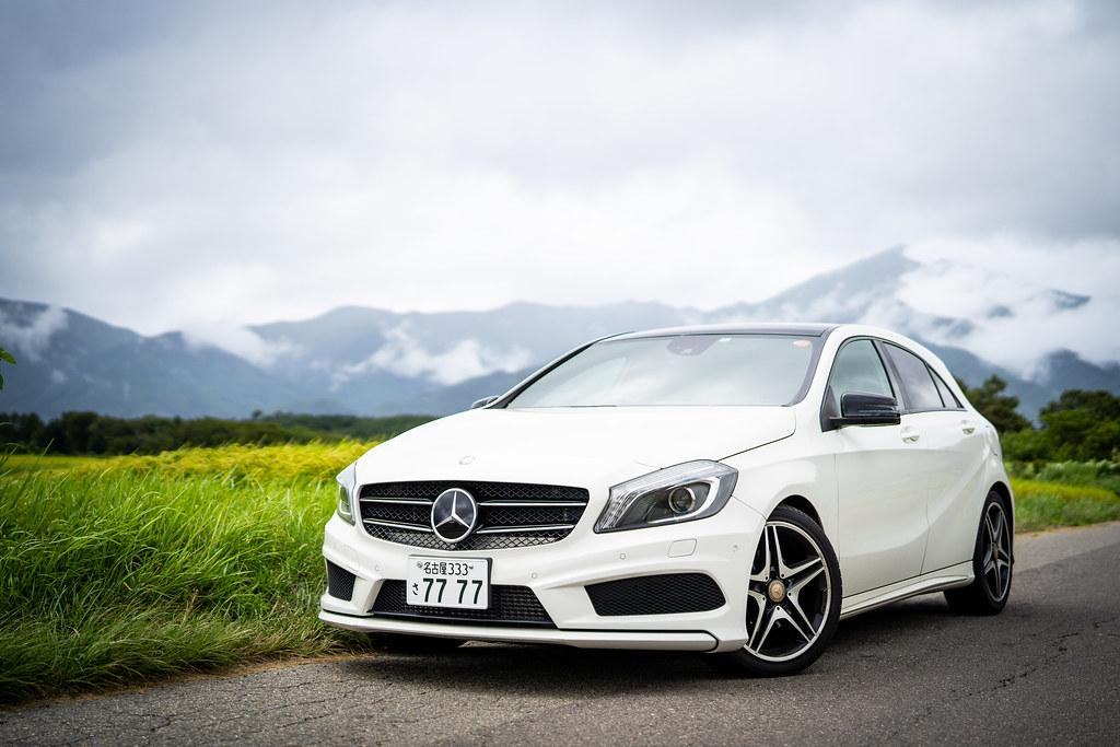 Mercedes-Benz japan