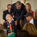 Katherine Johnson Receives Presidential Medal of Freedom