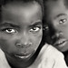 Malawi, boys in a remote village by Dietmar Temps