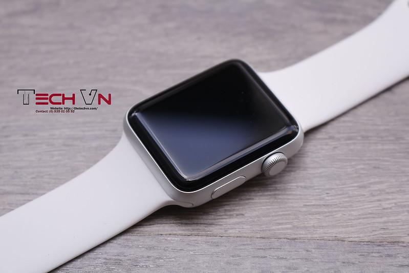 Techvn - apple watch series 3 42mm GPS silver