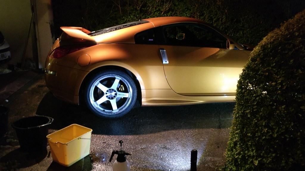 350z night wash