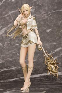 世界樹的守護者 Orchidseed《天堂II》精靈(リネージュ2 エルフ) 1/7比例模型【再次販售】