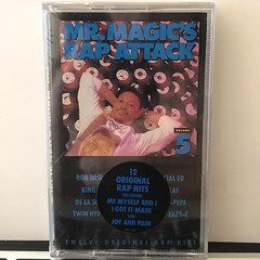 MR. MAGIC:MR. MAGIC'S RAP ATTACK VOLUME 5(JACKET A)