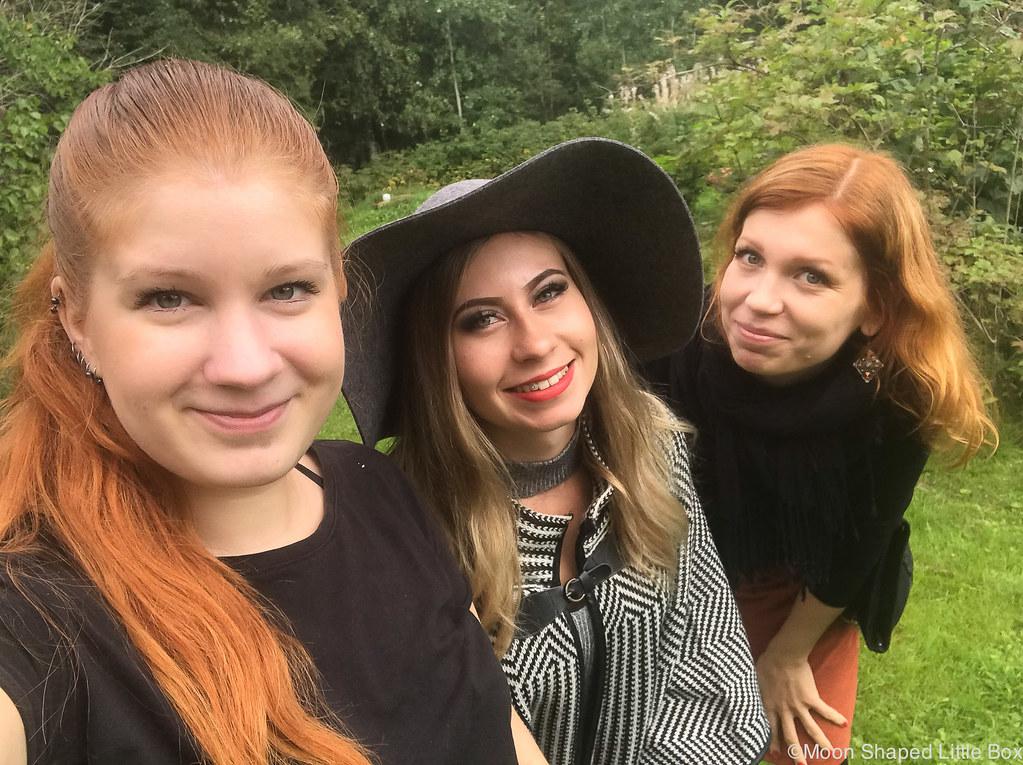 Blogimiitti, Polvijärvi, bloggaajat, tyylibloggaajat, muotibloggaajat, kaverukset, ystävät
