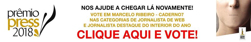 Vote em Marcelo Ribeiro no Prêmio Press 2018